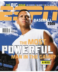 April 3, 2000 - Alex Rodriguez