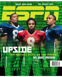 April 17, 2000 - Lavar Arrington; Peter Warrick; Courtney Brown