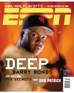May 15, 2000 - Barry Bonds