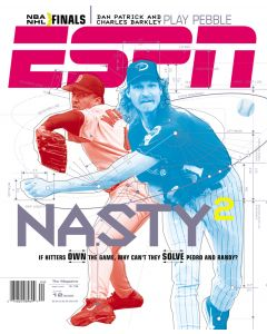 June 12, 2000 - Pedro Martinez, Randy Johnson