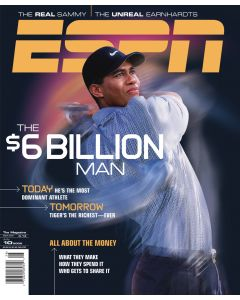 July 10, 2000 - Tiger Woods