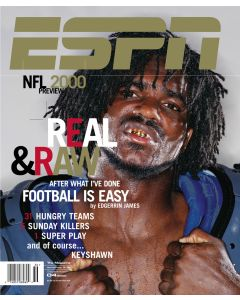 September 4, 2000 - Edgerrin James