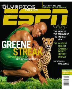 September 18, 2000 - Maurice Greene