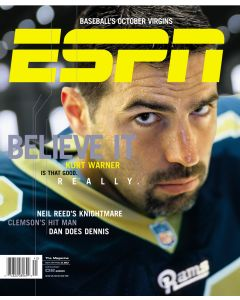 October 2, 2000 - Kurt Warner