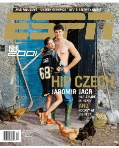 October 16, 2000 - Jaromir Jagr
