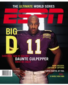 October 30, 2000 - Daunte Culpepper
