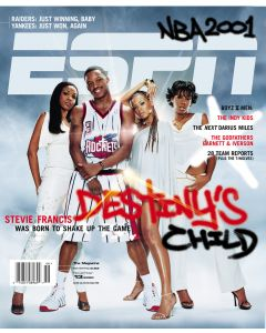 November 13, 2000 - Steve Francis, Destiny's Child