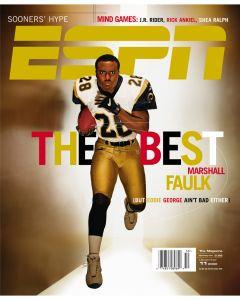 December 11, 2000 - Marshall Faulk