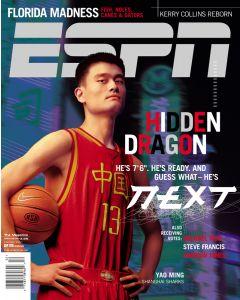 December 25, 2000 -  Yao Ming