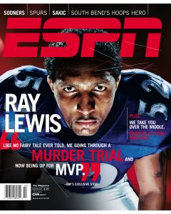January 8, 2001 - Ray Lewis