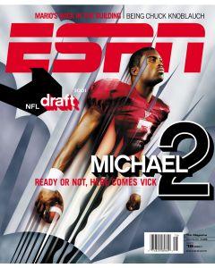 April 16, 2001 - Michael Vick