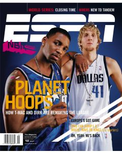 November 12, 2001 - Tracy McGrady, Dirk Nowitzki