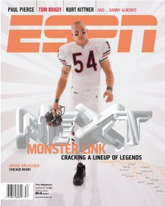 December 24, 2001 - Brian Urlacher