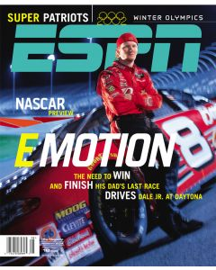 February 18, 2002 - Dale Earnhardt Jr.