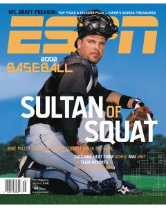 April 15, 2002 - Mike Piazza