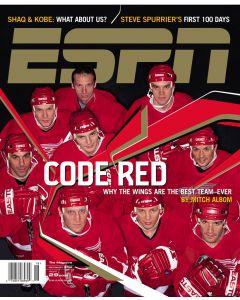 April 29, 2002 - Detroit Red Wings