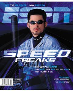 May 27, 2002 - Ichiro Suzuki