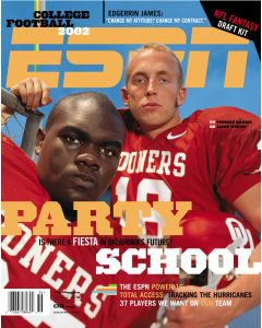 September 2, 2002 - Tommie Harris, Jason White