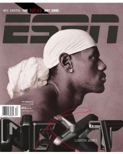 December 23, 2002 - LeBron James