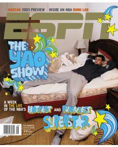 February 17, 2003 - Yao Ming