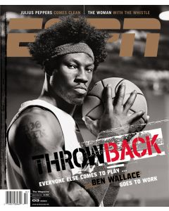 March 3, 2003 - Ben Wallace
