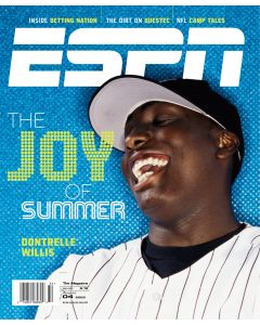 August 4, 2003 - Dontrelle Willis