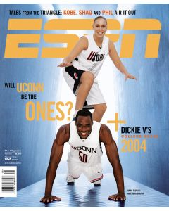 November 24, 2003 - Diana Taurasi; Emeka Okafor