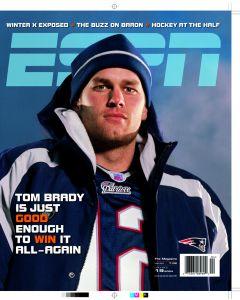 January 19, 2004 - Tom Brady