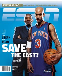 February 16, 2004 - Stephon Marbury, Isiah Thomas