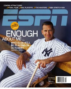 April 12, 2004 - Alex Rodriguez