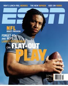 April 26, 2004 - Larry Fitzgerald