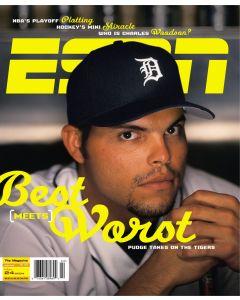 May 24, 2004 -  Ivan Rodriguez