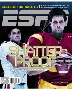 August 30, 2004 - David Pollack; Matt Leinart