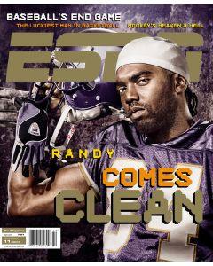 October 11, 2004 - Randy Moss