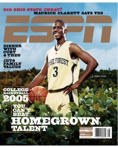 November 22, 2004 - Chris Paul