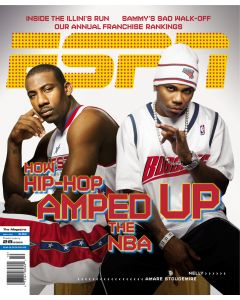 February 23, 2005 - Amare Stoudemire, Nelly