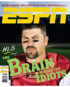 April 11, 2005 - Jason Varitek