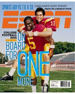 August 29, 2005 - Matt Leinart; Reggie Bush
