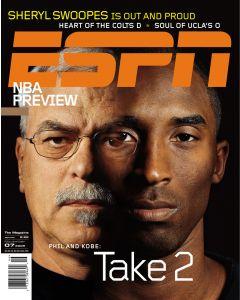 November 7, 2005 - Kobe Bryant; Phil Jackson