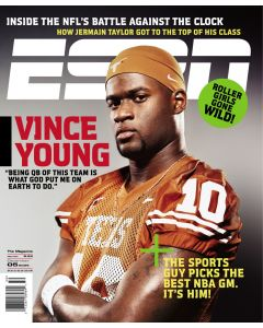 December 5, 2005 - Vince Young