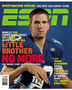 December 19, 2005 - Eli Manning
