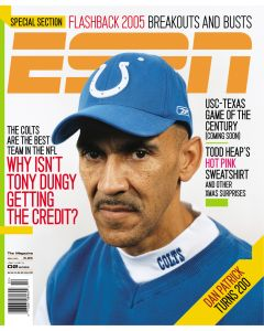 January 2, 2006 -  Tony Dungy