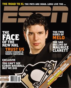 January 30, 2006 - Sidney Crosby