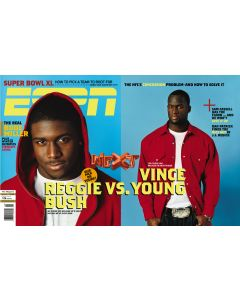 February 13, 2006 - Reggie Bush, Vince Young,