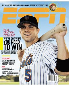 March 13, 2006 - David Wright