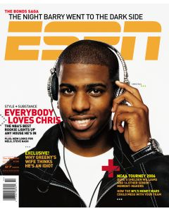 March 27, 2006 - Chris Paul