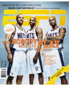 May 8, 2006 - Jason Kidd; Vince Carter; Richard Jefferson