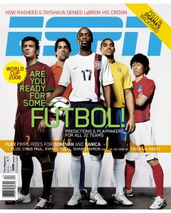 June 5, 2006 - Soccer; World Cup