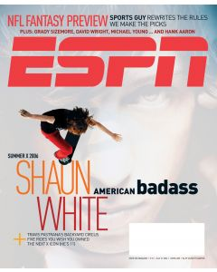 July 31, 2006 - Shaun White