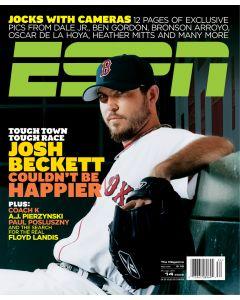 August 14, 2006 - Josh Beckett